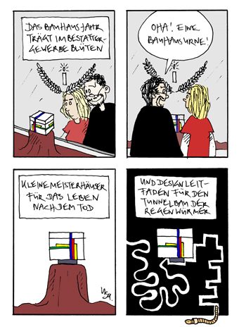 Flausen: Bauhaus