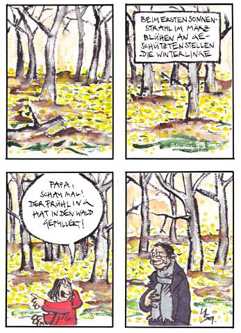 Flausen: Frühling