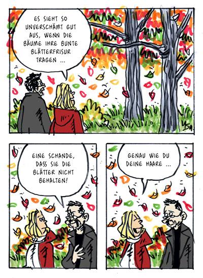 Flausen: Haariger Herbst