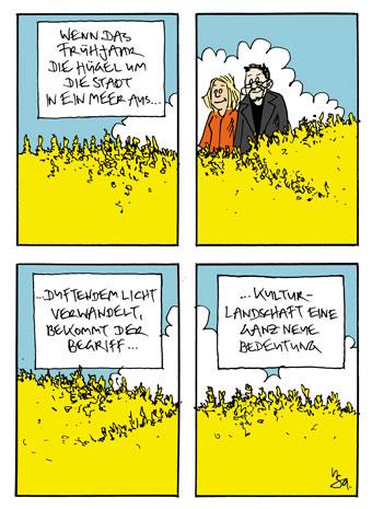 Flausen: Landschaft