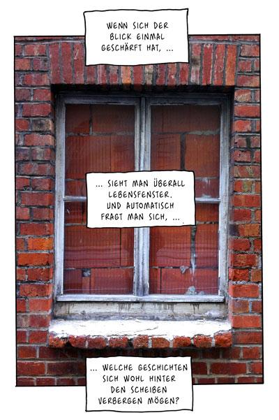 Flausen: Fenster