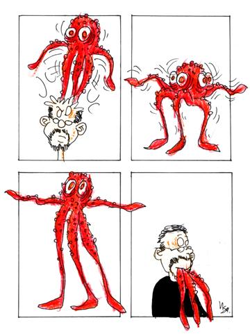 Flausen: Metamorphose