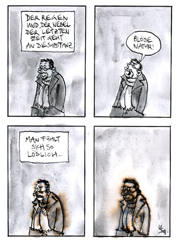 Flausen: Nebel