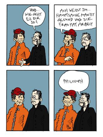 Flausen: Philosoph