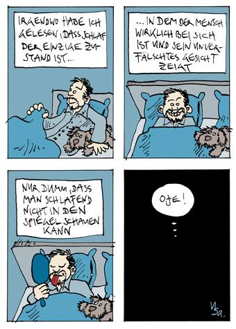 Flausen: Schlaf