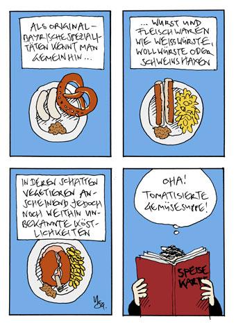 Flausen: Suppe