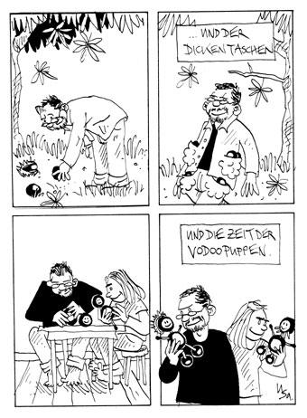 Flausen: Vodoo