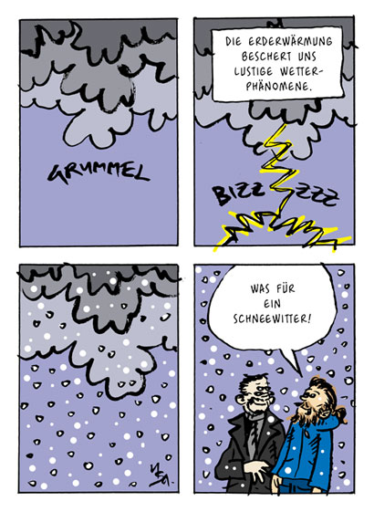 Flausen: Wetter