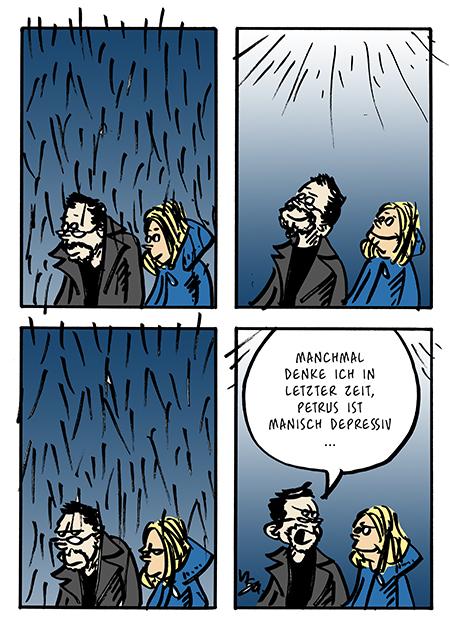 Flausen: Wetterpsycho