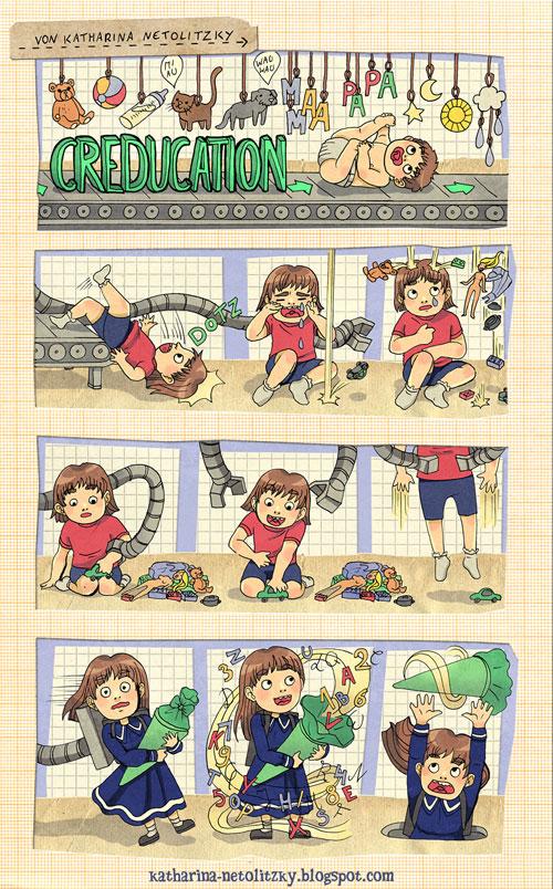 Flowerprinthat: Creducation