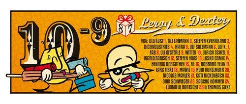 Herr Gilke: Leroy und Dexter