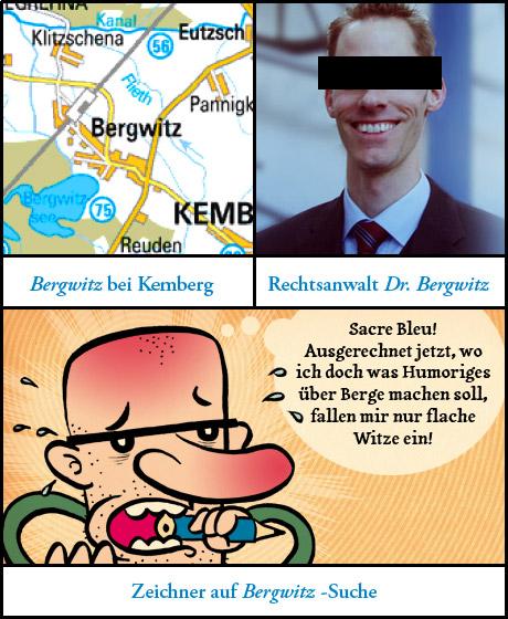Herr Gilke: Bergwitz