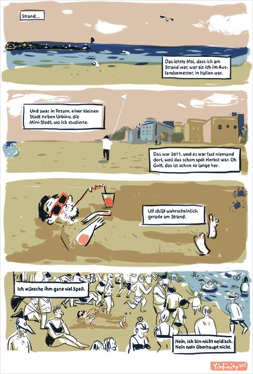 Hugehead: Strand