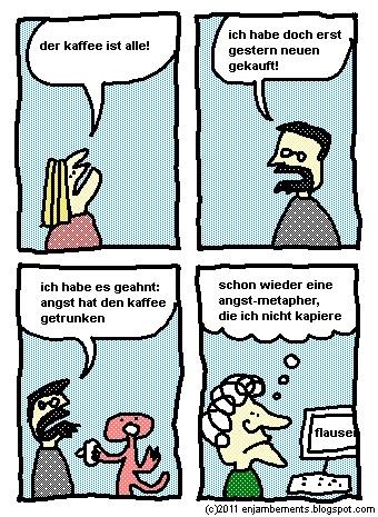 Robin Vehrs: Metapher