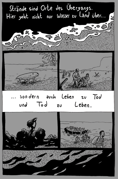 Spinken: Strand