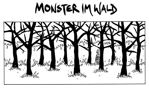 Monsterwald: Teil 1