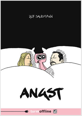 Cover: Angstbuch