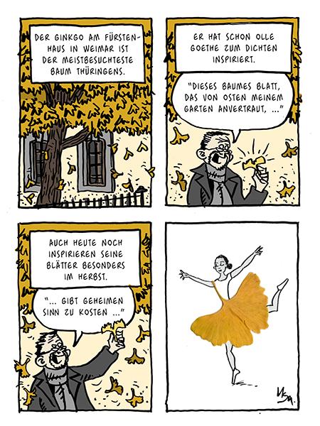 Flausen: Ballett