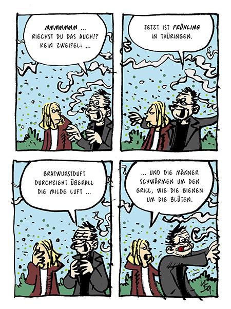 Flausen: Duft