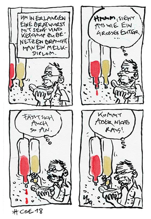 Flausen: Frankenwurst