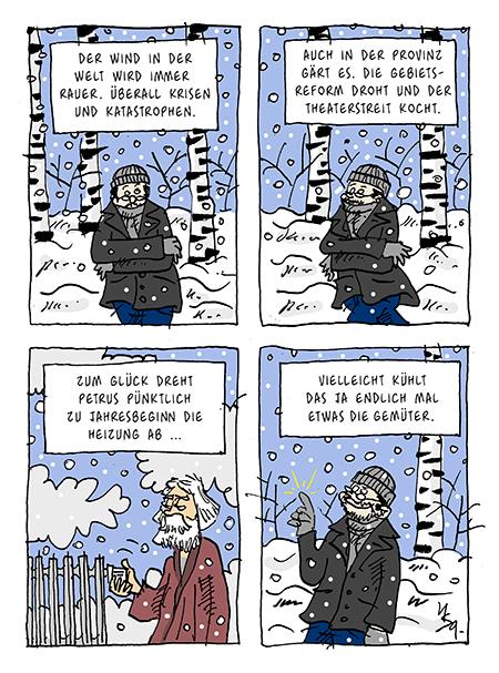 Flausen: Frost