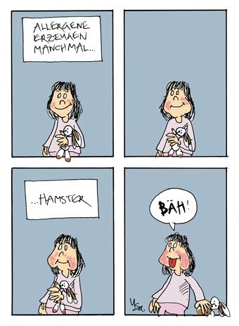 Flausen: Hamster