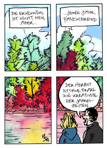 Flausen: Herbst