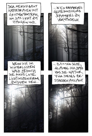 Flausen: Licht