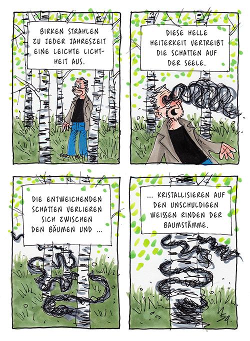 Flausen: Lichtbirken