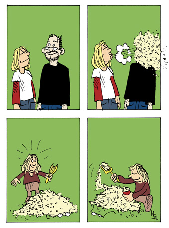 Flausen: Recycling