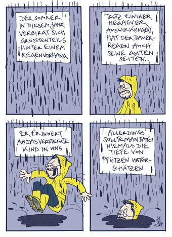 Flausen: Schauer