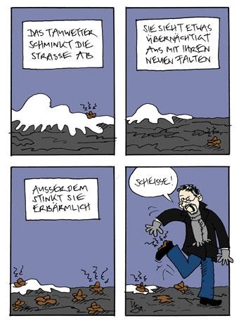 Flausen: Tauwetter
