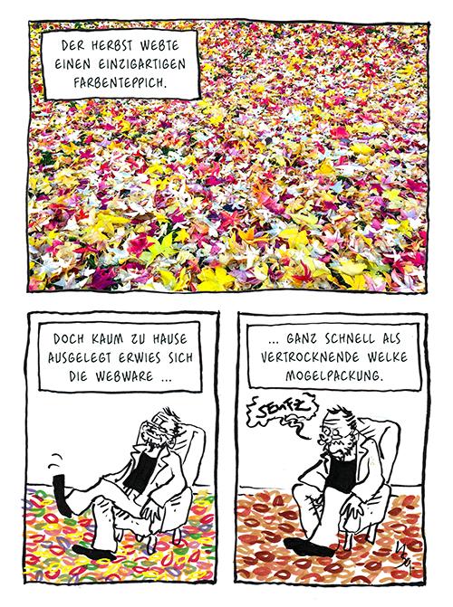 Flausen: Teppich