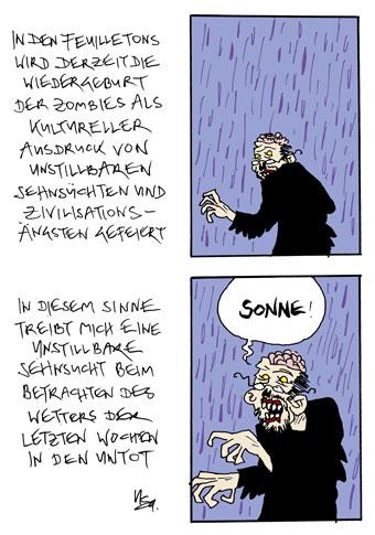 Flausen: Zombie