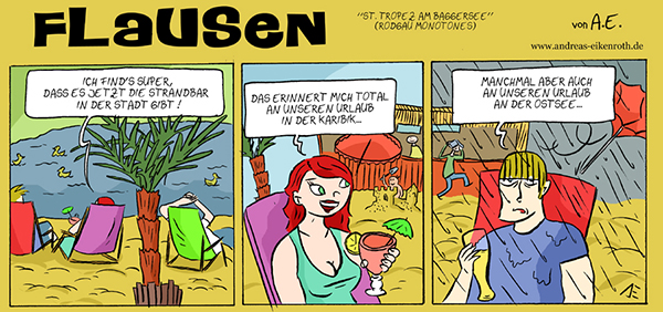 Parole A.E.: Strand