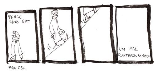 Jump 42: Berge