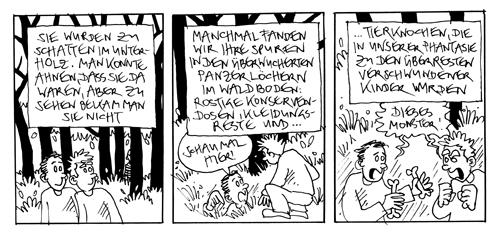 Monsterwald: Teil 6