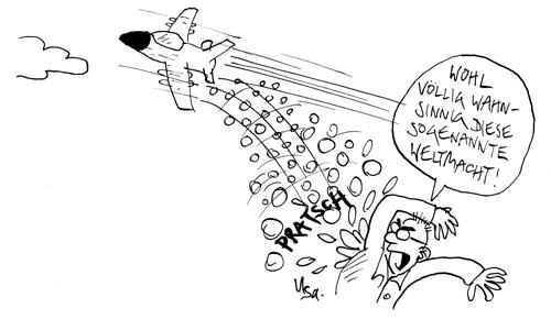 Schneeballschlacht: Haimo Kinzler