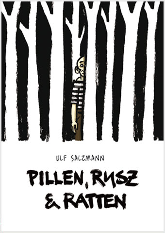Cover Pillen, Ruß & Ratten